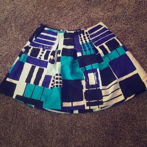 Lane Bryant pattern skirt